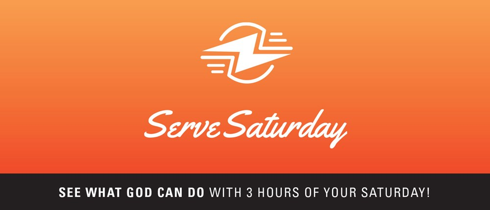 Serve Saturday (Outreach for Everyone)
