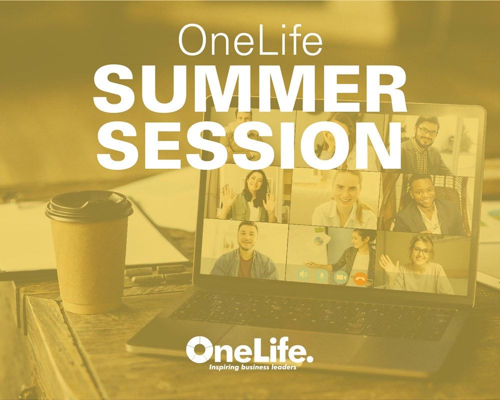 OneLife Summer Session for Business Leaders (Virtual)