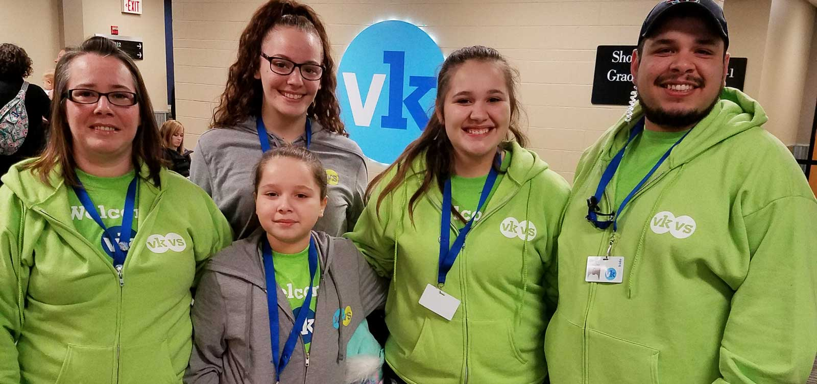 NEXT GEN:  Vineyard Kids & Students Volunteer Orientation